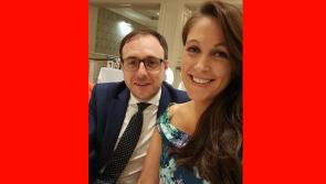On the day of an historic political 'marriage', Longford / Westmeath  Fianna Fáil TD Robert Troy announces engagement to Aideen Ginnell