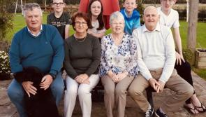 GALLERY 8 | Hi Grandparents! Sending very special greetings to loved ones across county Longford
