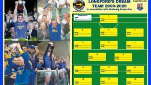 Have your say! Get your nominations in for Longford's Dream GAA Football Team 2000 - 2020