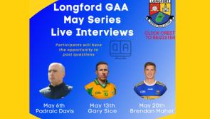 Top line up for Longford GAA May series of coaching webinars and interviews