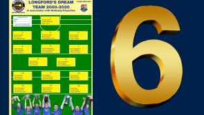 POLL | Vote for your centre back on Longford's Dream Team 2000 - 2020