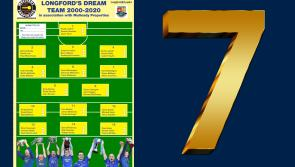 POLL | Vote for your left half back on Longford's Dream Team 2000 - 2020