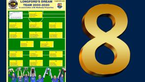 POLL   Vote for your midfielder (number 8) on Longford's Dream Team 2000 - 2020