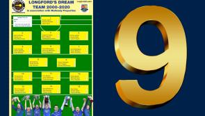POLL | Vote for your midfielder (number 9) on Longford's Dream Team 2000 - 2020