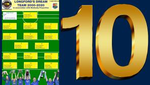 POLL | Vote for your right half forward on Longford's Dream Team 2000 - 2020