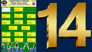 POLL | Vote for your full forward on Longford's Dream Team 2000 - 2020