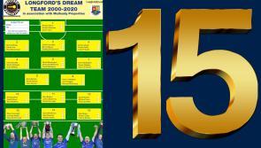 POLL | Vote for your left corner forward on Longford's Dream Team 2000 - 2020
