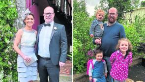 Longford MS sufferer Jason in beard shave fundraiser