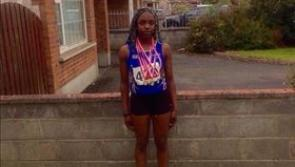 Longford Sports Partnership: Talented Moyne athlete Gospel Idahor gives her tips for staying active and healthy