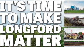 It's time to make Longford matter: Crucial that Longford battles for a slice of the Just Transition cake
