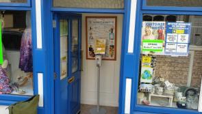 Longford Vincent's shop re-opening next week