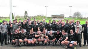 Lots going on behind the scenes at Longford rugby club as action inches ever closer