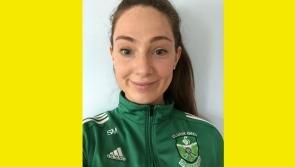 Clonguish's  Sinead Macken recuperates from serious knee injury during Covid-19 lockdown