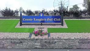 Co Longford Golf Club members look forward to golf resuming in the near future