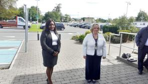 History made as two women occupy Longford Municipal District helm
