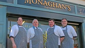 'Quality means everything' as award winning Monaghan's Butchers celebrates 40 years in business in Longford town