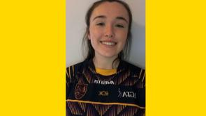 Talented Grattans ladies football player Rebecca O'Kane thankful that training is back