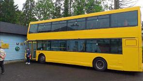 New creative zone for Longford's Attic  as 'Big Yellow Bus' rolls into town