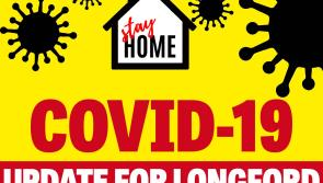 First case of Covid-19 confirmed in Longford for three weeks
