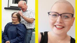 Longford girl Michaela Cox celebrates 24th birthday by shaving her hair off for charity
