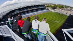Don't miss your only chance to visit Croke Park this summer!