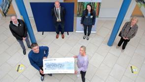 Longford County Council employees and elected members 2km Challenge raises €2,000 for St Christopher's