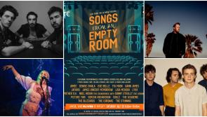 RTÉ to broadcast one-off live music special featuring top Irish bands and artists later this month