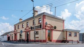 Landmark Ballinalee pub the Stag's Head Bar up for sale