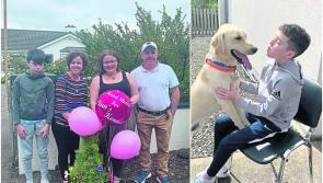 Cian's Kennels to the fore of Longford fundraising efforts