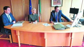 New minister holds talks with NI counterpart