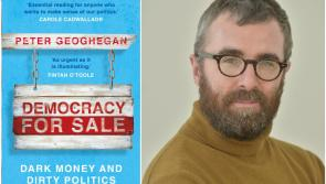 Democracy For Sale: Longford author, Peter Geoghegan, talks Brexit and politics