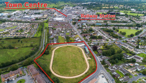 Longford greyhound track is for sale