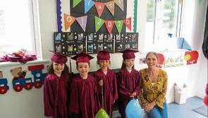Longford Leader gallery: Graduation with a difference at Springlawn Childcare