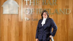 Dromod woman elected new Chair of the Council of The Bar of Ireland