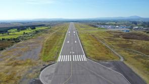 Ireland West Airport receives €1m to invest in the areas of safety and security