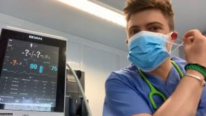 WATCH: Irish GP goes viral with video debunking face mask myths
