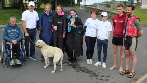 Sisters raise over €7,500 with charity swim in Tarmonbarry