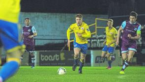 Soccer is back in action in big buzz for Longford Town