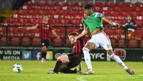 Last gasp Cork City goal knocks Longford Town out of the FAI Cup