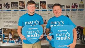 Longford public urged to get behind Mary's Meals fund