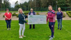 Mullinalaghta St Columba's GFC  fundraiser generates €7,863 for LARCC Cancer Support Sanctuary