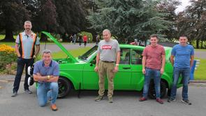 GALLERY | Motoring enthusiasts enjoy Old School New School Motor Show in Longford