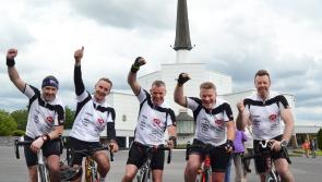 1,900km, 32-County Ultra-Cycling Charity Challenge to pass through Longford