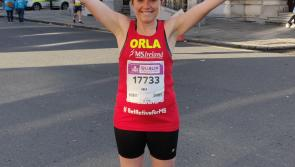 Drumlish's Orla Lawlor is Longford Ambassador for the first Vhi Virtual Women's Mini Marathon