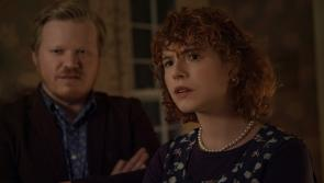 First Look: 'i'm thinking of ending things' starring rising Irish actress to debut on Netflix this week