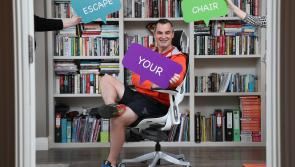 Irish Heart Foundation launch Escape Your Chair challenge for Longford workers