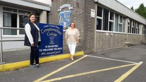 Longford's Templemichael College welcomes students back
