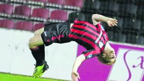 Longford Town take on Shamrock Rovers II at Tallaght Stadium