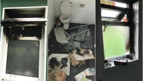 'Hateful' vandalism and fire at Longford Golf Club condemned