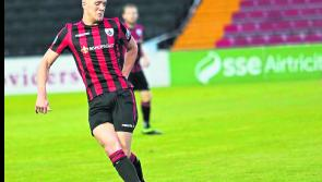Longford Town in top of the table clash against Drogheda United at Bishopsgate